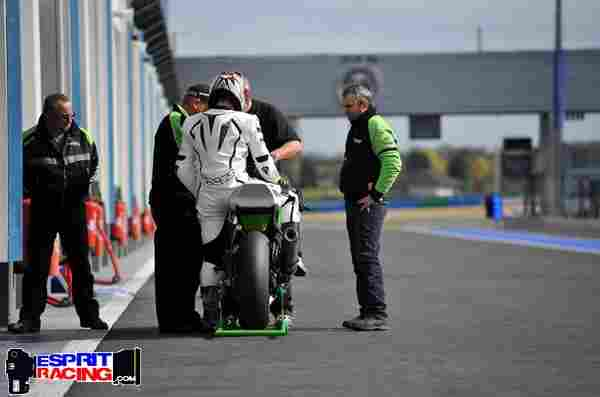 moto test 1